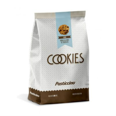 COOKIES DE VAINILLA CON CHIPS DE CHOCOLATE