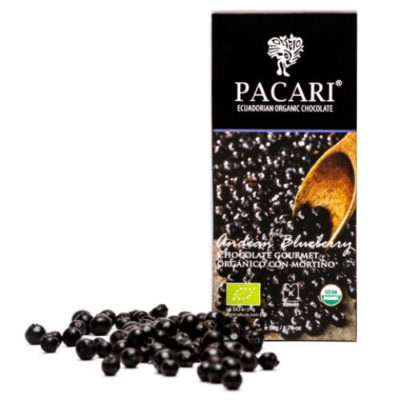 pacari blue berry